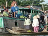 Can Tho Floating markets...same same for next few photos: by gretch_costa, Views[138]