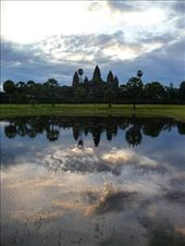 sunrise at Angkor: by gretch_costa, Views[123]