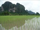Vang Vieng landscape: by gretch_costa, Views[130]