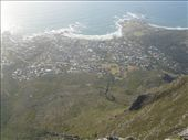 Camps Bay from Table Mountain: by gscottie, Views[151]