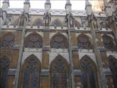 Westminster Abbey's flying buttresses: by gscottie, Views[399]