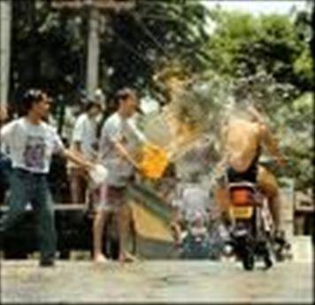 Songkran in BKK