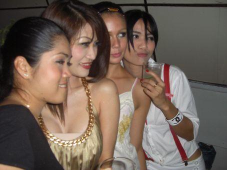BKK clubbing night