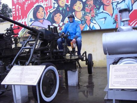 war museum Hanoi