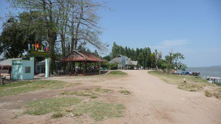 Border Crossing into Cambodia