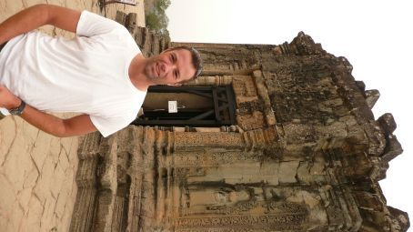 Angkor - the temple tour starts...