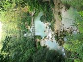 Waterfall and pools near Luang Prabang: by guenomade, Views[193]