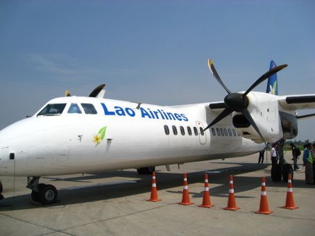 leaving flight to BKK