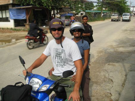 Samui bike tour