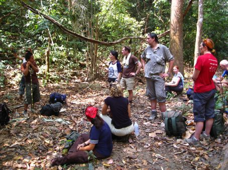 Chiang Mai trekking tour
