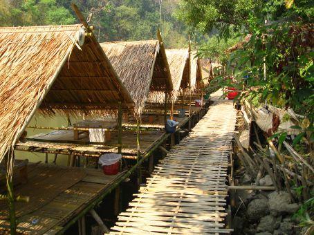 Thaton - river tour to Chiang Rai