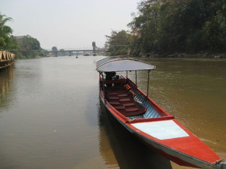 river tour from Thaton to Chiang Rai