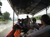 river tour from Thaton to Chiang Rai: by guenomade, Views[120]