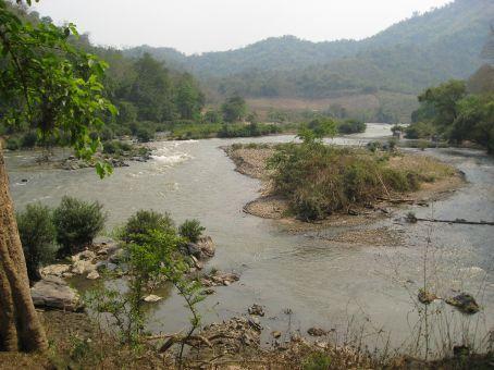 river tour from Thaton to Chiang Rai
