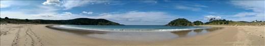 Our favorite beach! Matai Beach on the Karikari Peninsula
