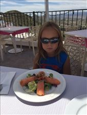 Smoked salmon rolls for the crazy kid: by guild_family_of_3, Views[183]