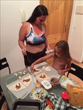 Gluten free puff pastry equals making apple empanadas!: by guild_family_of_3, Views[178]