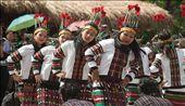 Tribal dance of joy at  Manipur : by guru, Views[104]