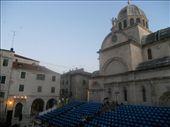 Lateral frente al Ayuntamiento, había un concierto de jazz con orquesta muy animado.: by gztrips, Views[173]