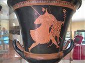 Vasija con Dioniso corriendo... por algo sería: by gztrips, Views[169]