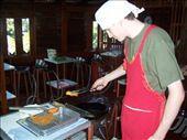 Jason frying his spring rolls again.: by h1annah, Views[171]