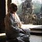 The Lady Monk who for a photo enticed me into the Buddist shrine to put some incense sticks in the pot for good luck. Obviously a little donation was need too. by: h1annah Views[1332]