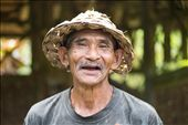This another Balinese farmer is 73 years old. He may work in the mud with all the physical tasks every single day, yet his smile shows that he's always happy. This taught me that you can be happy no matter what your situation is.: by hadiwina, Views[221]