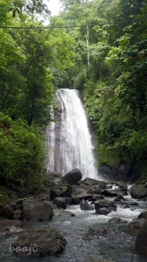 Falls at Brgy. Tono