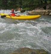 white water kayak in Tibiao: by hajji, Views[477]