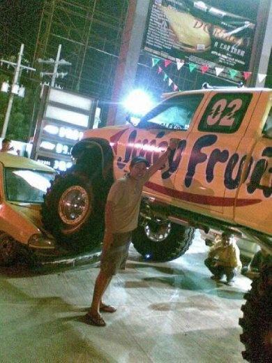 Big Foot in Davao City