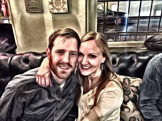 Profile pic of Mike and Jen
