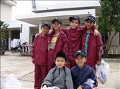 Christams Day in Quang Ngai. The boys looking fine in thier new outfits.: by hanna_and_sarah, Views[352]