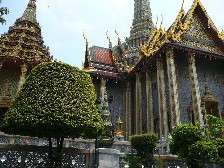 Monuments in The Grand Palace
