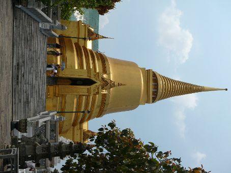 Phra Siratana Chedi at The Grand Palace