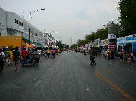 Street Festival on Sri Ayutthaya