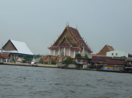 Kanlayanaimit, from the ferry