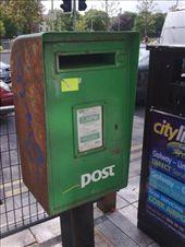 A green letter box! LOL: by hannah_white, Views[421]