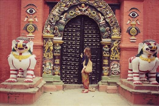 when in nepal