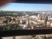 View from La Giralda, Catedral de Sevilla: by hayleythenomad, Views[160]