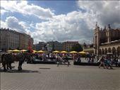 Main Market Square, Kraków : by hayleythenomad, Views[101]