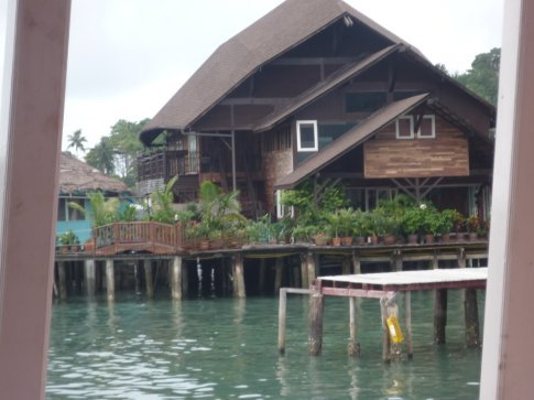 More of the fishing village...