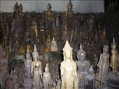 Thousands of retired Buddhas: by heathergay, Views[136]