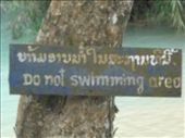 Do not swimming here...: by heathergay, Views[143]