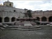Fountain inside monastry in Antigua: by hellie_and_bracey, Views[183]