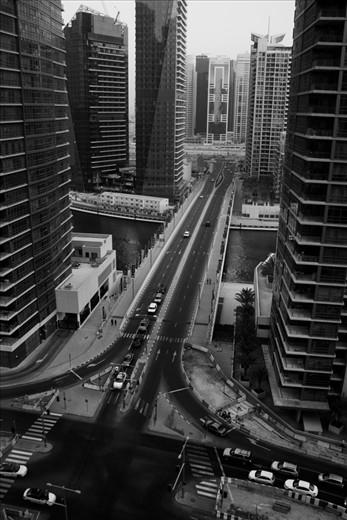 Wonder of architecture, to build this metropolis on sand. Jumeirah Dubai