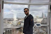 Thanks to mum and dad for Christmas we got to ride the London Eye with 360 degree views of London!: by hethoandstokesyseuropeanadventure, Views[95]