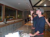 Steven wine tasting at Cloudy Bay: by heywoods1976, Views[207]