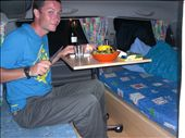 The Final Supper in our van: by heywoods1976, Views[284]