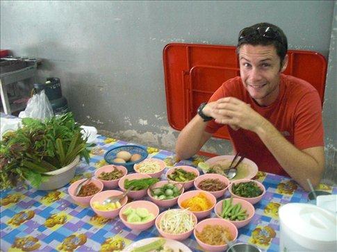 Steven's Birthday Lunch