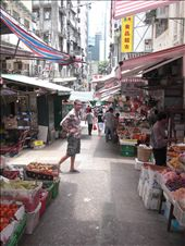 Steven wandering through a street market: by heywoods1976, Views[228]
